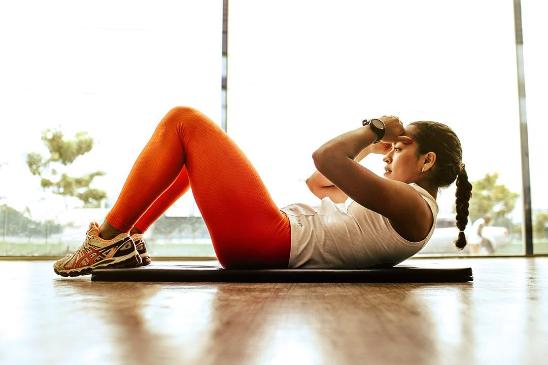 Тренируемся дома эффективно. Принципы, упражнения, программа.